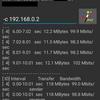 iPerf3を使ってAndroidスマホのWi-Fi実行速度を計測する