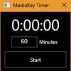 MediaKey Timer