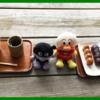 アンパンマンと薬師池公園にいってコイとか見てお団子もたべたよ!【アンパンマンYoutubeアニメ動画】