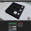 3DCG習作 ~Launchpadもどき~