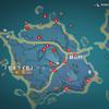 【原神】越石村を攻略・探索してみた(宝箱の位置)