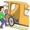 障害者が車椅子で電車に割引料金で乗るには?スロープを駅員に頼むには?
