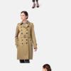 トレンチコートを着こなしたい。大草直子さんに憧れて