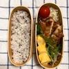 20210624鶏の照り煮弁当&新しいお弁当箱が届いた!