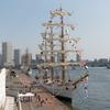 メキシコ海軍練習帆船「クアウテモク」&護衛艦「おおなみ」