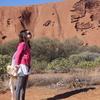 【オーストラリアをラウンド・ウルル編7】エアーズロック1周10キロ&9月の服装