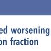 ACPJC:治療 HFrEFに対するダパグリフロジンは心不全と心血管死亡を減らす