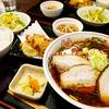 【千葉県勝浦市】駅から近くの「まんまる亭」でランチ・勝浦タンタンメン定食