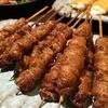 【博多かわ屋】鶏皮をぐるぐる巻いた「かわ焼き」は外はパリッと中はモッチリな博多名物!