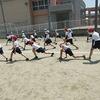 4年生:体育 体操~50m走
