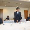 22日、木幡福島市長と市内選出県議との懇談会。放射能対策、子育て支援、中心部のまちづくり等で意見交換。