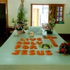 マザーテレサの家とボランティア
