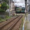 今日の1枚 長谷駅は上下線のすれ違い場所