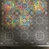 イスラム模様に見る合気道 一体化と繰り返し構造