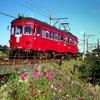 1988年 秋の名鉄揖斐線 おまけに市内線