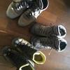 登山靴探し