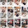靴のブランド-ひらひらと踊るミュウミュウにプロに花を添える
