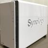 はじめてのNAS メディア用にSynology DiskStation DS218Jを設置
