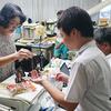 帯山中学校からおれんじ村に実習生がやってきました