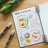 今日から「ミニマム飯手帳」というブログを始めます。
