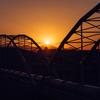 多摩川のダイヤモンドを見に是政橋から多摩川原橋まで歩いてみた