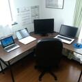 自宅で仕事をするならL字デスクがおすすめです!