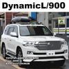 THULE Dynamic800/Mチタン x ランクル200