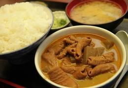 都心から車で2時間!日本一のもつ煮定食を食す 群馬県渋川市「永井食堂」