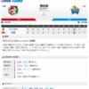 2019-08-31 カープ第125戦(マツダスタジアム)◯4対2 DeNA (62勝60敗3分)あんまり、ほめられた試合じゃないけど勝ちは勝ち