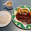 🚩外食日記(849)    宮崎ランチ   「カフェ・ド・シュウ(Cafe de Chou)」⑦より、【ステーキランチ】‼️