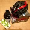 ロードバイクヘルメットのおすすめとサドルバックとボトルゲージ
