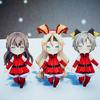 クリスマスユニティちゃんをVuforiaでAR!!!