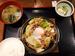 「街かど屋」の「とろたま豚野菜炒め定食」
