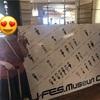 U-FES.Museum CAFE 行ってみた!