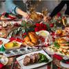 なにもしなくていい、らくらくパーティーキット「おうち de クリスマスパーティーKIT」@ホテル インターコンチネンタル東京ベイ