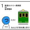 鉄道カントリー倶楽部IN阪堺電車【4コマ漫画】