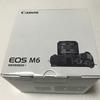 canon EOS M6を購入。やはり一眼カメラとしての性能を持ちつつも軽さという点においてはミラーレスが強かった。
