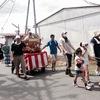 夏祭り/サード「9月の町」