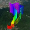 手作りGPSロガー プラスβの3回目   「GoogleEarthの立体地図にルートを描画する」