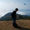 母とのネパール旅 4日目前半 2回目ハイキング!天気も上々!!