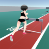 東京オリンピック開催を記念して、『100mハードル走』のアプリゲーム公開致しました。