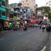 【ベトナム】ホーチミン1日目 有名店フォークインで本格フォーを食べてみた!ブイビエン通りをぶらぶら