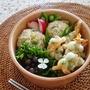 旬*えんどう豆をいっぱい詰めたお弁当