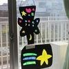 2年生:図工 光のプレゼント
