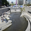 奇跡の復活 生まれ変わった清渓川(チョンゲチョン) ふらっと韓国建築Part4