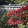 新神戸駅からすぐの景勝地・布引の滝と布引貯水池の紅葉