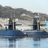 新年第一便の軍港めぐりで護衛艦撮影してきました