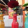 カンクーンは物価が高いので、プラヤ・デル・カルメンに移動。カリブ海を楽しむ。