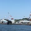 軍港巡り、戦艦見学 (横須賀)