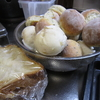 お休みの日はパンを焼いて